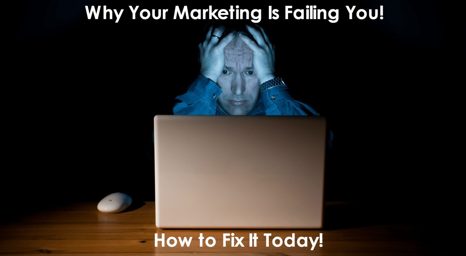 Content How - How to Conquer Your Marketing Fears and Worry