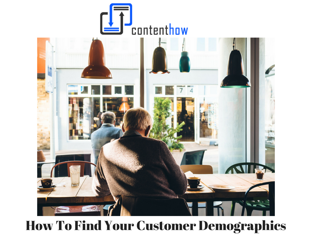 How To Find Your Customer Demographics  {Crazy Hack Must Read}
